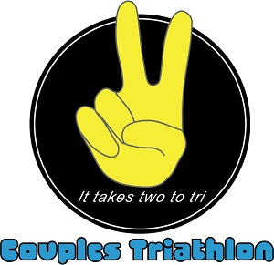 Couples Triathlon Logo
